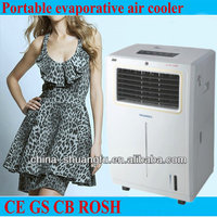 2014 popular evaporative cooler fan with heater and cool cooler fan