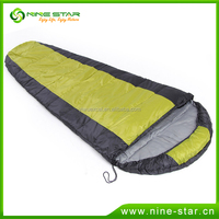 Factory Popular trendy style nylon moms down sleeping bag wholesale price