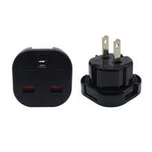 uk to us usa australia travel power adapter adaptor plug