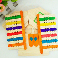 Craft Wooden Stick For Kids Brain and Creation