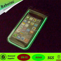 2014 newest diving pvc phone waterproof case