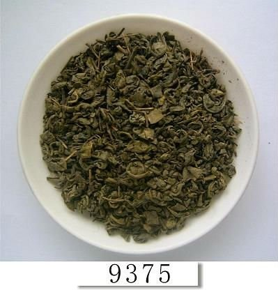 China green tea factory Zhejiang gunpowder 9375 low price
