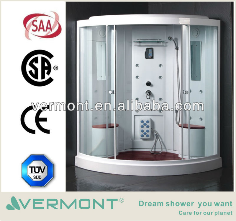 indoor portable shower