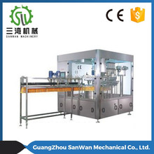 Low Cost Soya Milk Packaging Machine Stand Up Pouch Filling and Sealing Machine