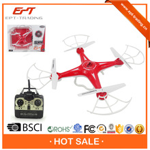 Wholesale rc drone helicopter remote control aircraft with 360 roration