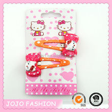 2014 Lovely Hello Kitty cheap hair accessories chinese hair accessories