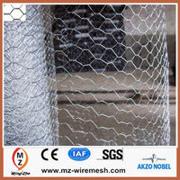 galvanized hexagonal mesh size/welded rabbit cage wire mesh/cheap galvanized welded rabbit cage wire mesh