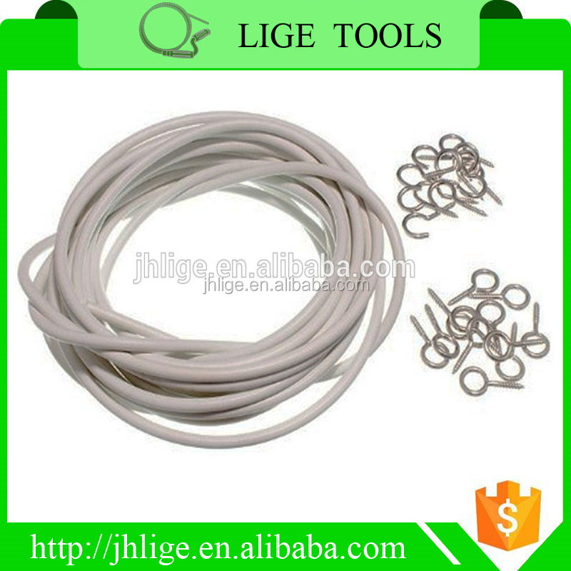 Lined Curtain Coil Spring