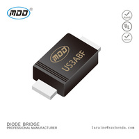 SMD High efficiency 3A 50V US3ABF Little Diode Rectifier Active Components