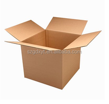 Corrugated Kraft Double Wall Shipping Boxes