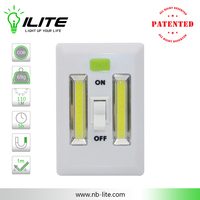 Patented Cordless Wireless Timer COB Light