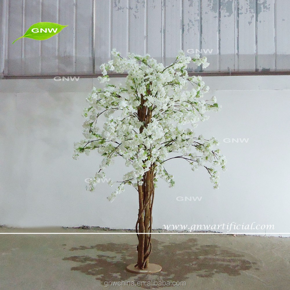 BLS161024 8ft pink color artificial cherry flower tree for wedding