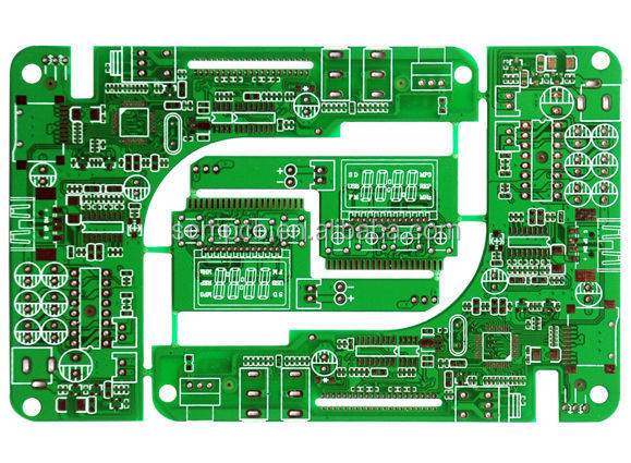 Best seller provide high quality FR4 materia PRINTED CIRCUIT BOARD for l LG LCD TV spare parts