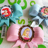 Princess Style Colorful Beautiful Bowknot Mode
