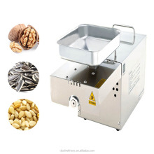 Cold press Sunflower Oil Extractor/Sesame oil expeller/Groundnut/Peanut Oil mill