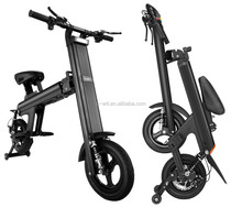 CE Approval Fashionable Folding Mini E Scooter, 250W Brushless E-Scooter, Escooter