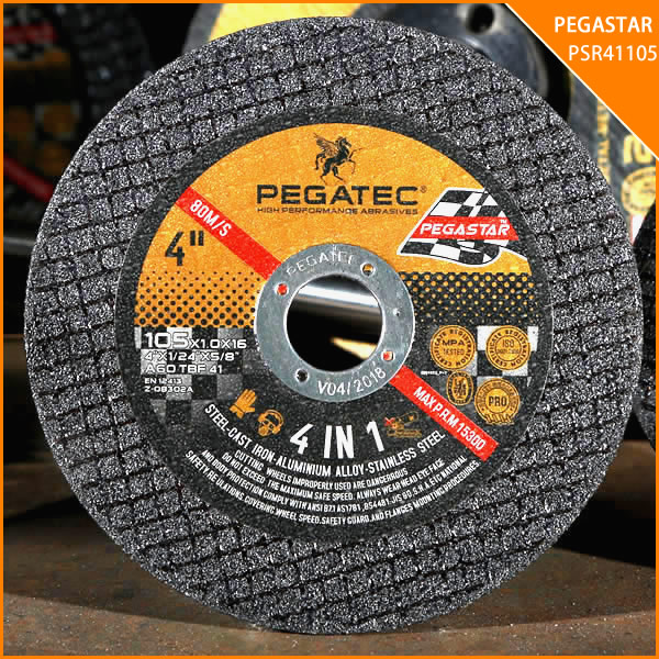 High quality abrasive metal cutting disc Gold Lion High performance cutting discs