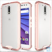 Custom Unique Cell Mobile Phone Accessories New Arrival Air Hybrid Case For MOTOROLA Moto G4 /G4 Plus / XT1625 / XT1644 (2016)