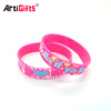 Cheap silicone plastic wristbands