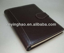 New style stylish wire o bind notebook