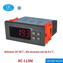 RINGDER RC-113M Digital PID Temperature Controller Thermostat 230V 110V Price Accuracy 0.1C