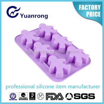 Factory Producing Silicone Ice Cube Tray