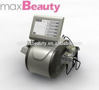 Hotsale portable vacuum cellulite suction cavitation rf body shaping beauty machine