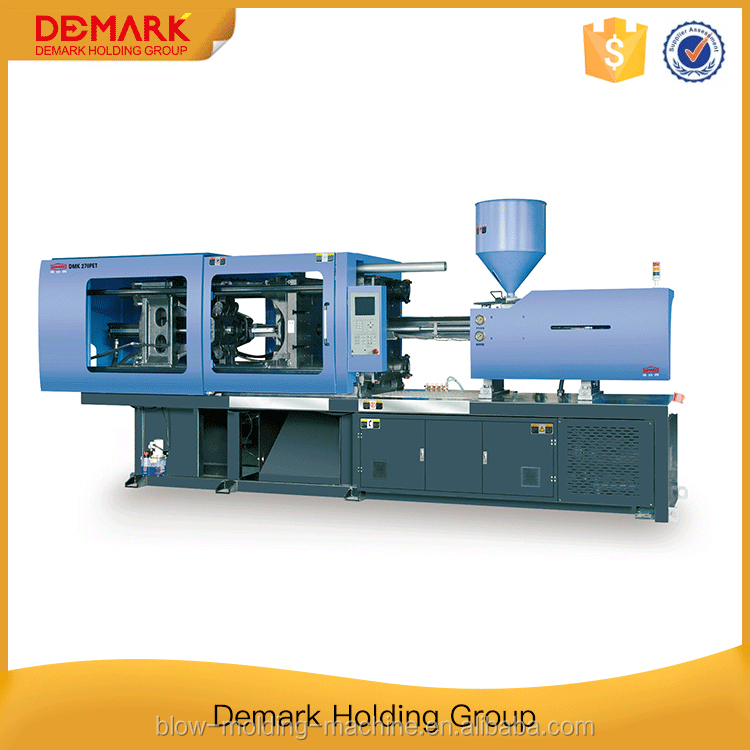 Low Cost High Quality DMK170PET Hydraulic Motor Large Shot Weight PET Preform Injection Moulding Machine for Plastics