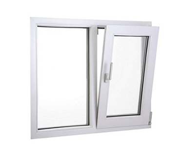 New style upvc profile for fabric section extrusion profiles for pvc window