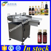 5% off Automatic recieving turntable machine ,beer bottle feeding machine(shanghai factory)