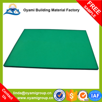 Alibaba china building materials low price clear polycarbonate solid panel