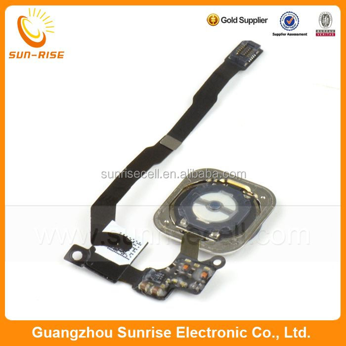 Original Repair Parts For Iphone 5S Home Button Flex Cable
