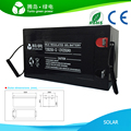 China Best Valve Regulated 12V 250Ah Lead Acid Gel Solar Battery