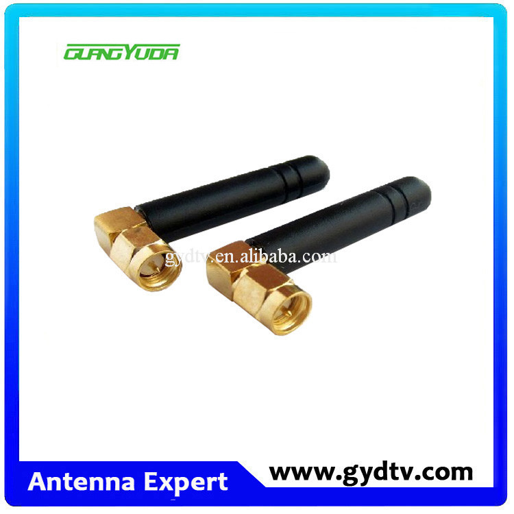 New High quality rubber duck LTE 4G 3G GSM antenna 2dbi 3dbi OMNI-directional RP-SMA connector Fast Shipping