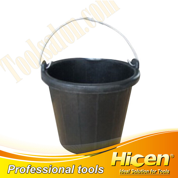 7.5L Foldable Silicone Rubber Buckets