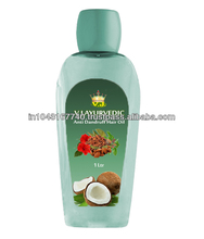 Anti dandruff and aggressive hairfall hair oil