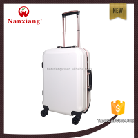 fashionable, competitive ABS PC trolley hard case luggage