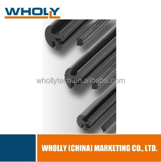 window edge trim airtight rubber seal for bottles