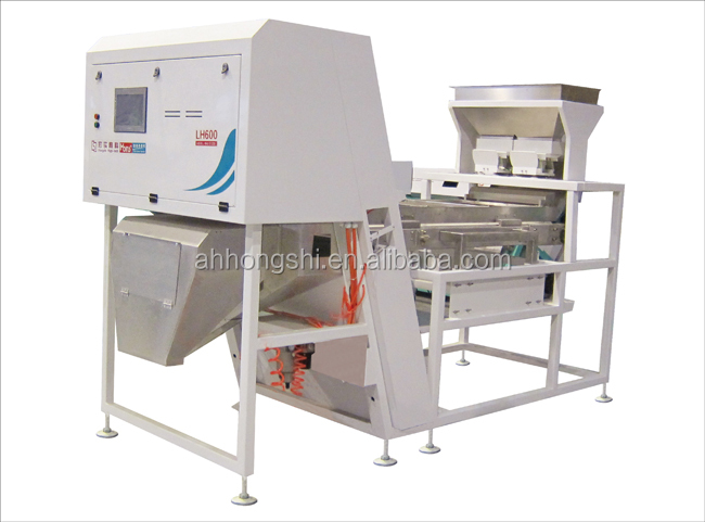 HON +CCD Dry fruit, vegetables color sorter machine