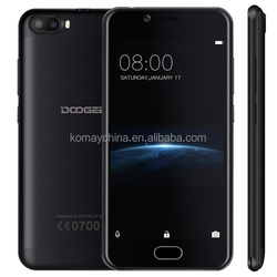 Hot Doogee Shoot2 5.0 inch IPS HD MTK6580 Quad Core 3G Mobile Phone 1gb ram+8gb rom Android 7.0 5MP Dual Cameras smartphone