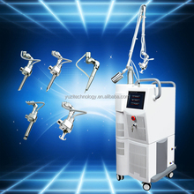 Superficial peeling skin laser co2 skin excision vaginal Tightening