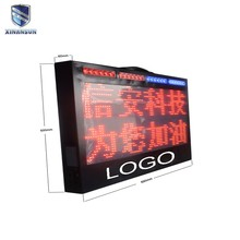 arrow battery operated traffic light flasher cheap led display screen