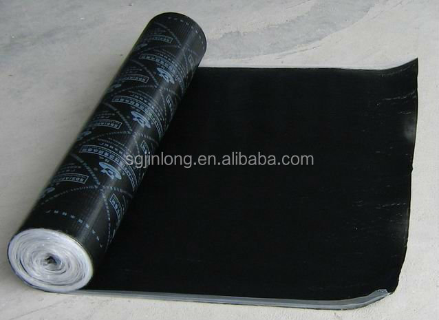 SBS Modified Asphalt Waterproof Membranes for basement/tunnel