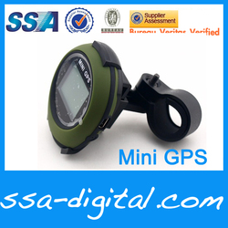 Micro Human Tracking GPS, Li-ion Battery Rechargeable