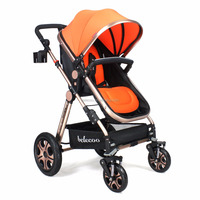 Belecoo manufacture high quality baby stroller pram wholesale 535-S model