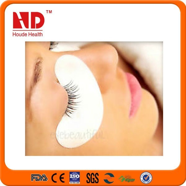 New product for 2015 Under eye pads for eyelash extensions with CE FDA