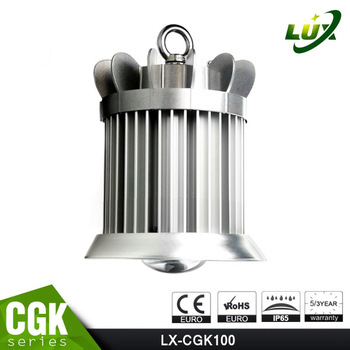 modern industrial lighting led high bay light 200w