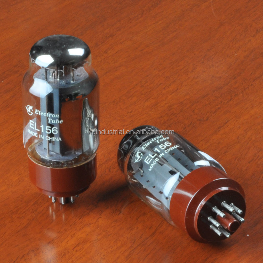 2pcs Shuguang Audio Vacuum Tube One Matched Pair EL156 Valve Amp New