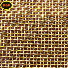 brass filter screen mesh