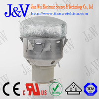 Pollution-free radio ceramic lamp holder for heat resistant bulb with VDE/TUV/SAA certification